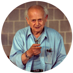 Moshe Feldenkrais - Gründer der Feldenkrais-Methode